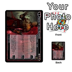 Torch Fiend To Savannah By Ben Hout   Multi Purpose Cards (rectangle)   6j1vq2pg8sd5   Www Artscow Com Front 19
