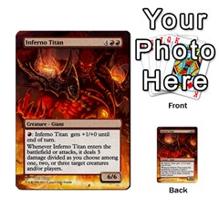 Torch Fiend To Savannah By Ben Hout   Multi Purpose Cards (rectangle)   6j1vq2pg8sd5   Www Artscow Com Front 21