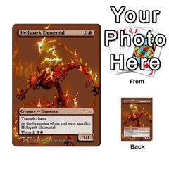 Torch Fiend To Savannah By Ben Hout   Multi Purpose Cards (rectangle)   6j1vq2pg8sd5   Www Artscow Com Front 24