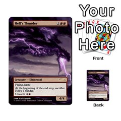 Torch Fiend To Savannah By Ben Hout   Multi Purpose Cards (rectangle)   6j1vq2pg8sd5   Www Artscow Com Front 25