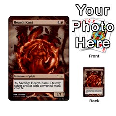 Torch Fiend To Savannah By Ben Hout   Multi Purpose Cards (rectangle)   6j1vq2pg8sd5   Www Artscow Com Front 26