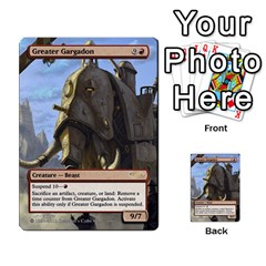 Torch Fiend To Savannah By Ben Hout   Multi Purpose Cards (rectangle)   6j1vq2pg8sd5   Www Artscow Com Front 28