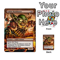 Torch Fiend To Savannah By Ben Hout   Multi Purpose Cards (rectangle)   6j1vq2pg8sd5   Www Artscow Com Front 29