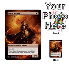 Torch Fiend To Savannah By Ben Hout   Multi Purpose Cards (rectangle)   6j1vq2pg8sd5   Www Artscow Com Front 32