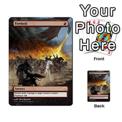 Torch Fiend To Savannah By Ben Hout   Multi Purpose Cards (rectangle)   6j1vq2pg8sd5   Www Artscow Com Front 35