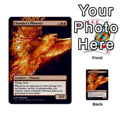 Torch Fiend To Savannah By Ben Hout   Multi Purpose Cards (rectangle)   6j1vq2pg8sd5   Www Artscow Com Front 40