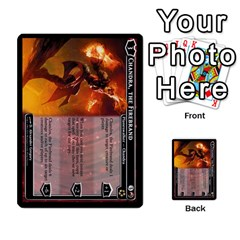 Torch Fiend To Savannah By Ben Hout   Multi Purpose Cards (rectangle)   6j1vq2pg8sd5   Www Artscow Com Front 41