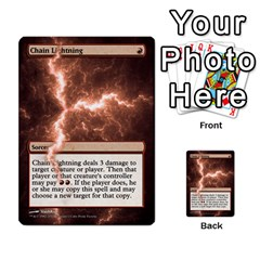 Torch Fiend To Savannah By Ben Hout   Multi Purpose Cards (rectangle)   6j1vq2pg8sd5   Www Artscow Com Front 42