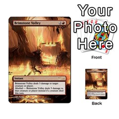 Torch Fiend To Savannah By Ben Hout   Multi Purpose Cards (rectangle)   6j1vq2pg8sd5   Www Artscow Com Front 44