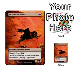 Torch Fiend To Savannah By Ben Hout   Multi Purpose Cards (rectangle)   6j1vq2pg8sd5   Www Artscow Com Front 47