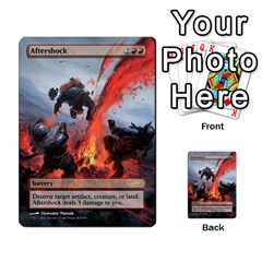 Torch Fiend To Savannah By Ben Hout   Multi Purpose Cards (rectangle)   6j1vq2pg8sd5   Www Artscow Com Front 50