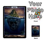 Mountain to Island - Multi-purpose Cards (Rectangle)
