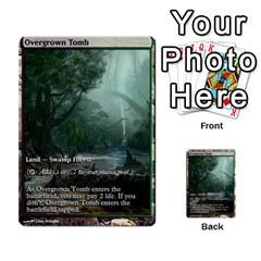 Forest To Misc By Ben Hout   Multi Purpose Cards (rectangle)   B0f31au29avw   Www Artscow Com Front 54