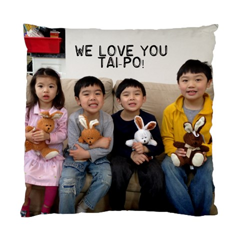 Tai Po Pillow By Sue   Standard Cushion Case (one Side)   Cd73cf96c1c4   Www Artscow Com Front