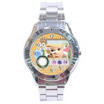 so cute - Stainless Steel Analogue Watch