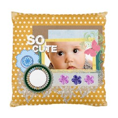 So Cute By Joely   Standard Cushion Case (two Sides)   Ye4tlz20919o   Www Artscow Com Back