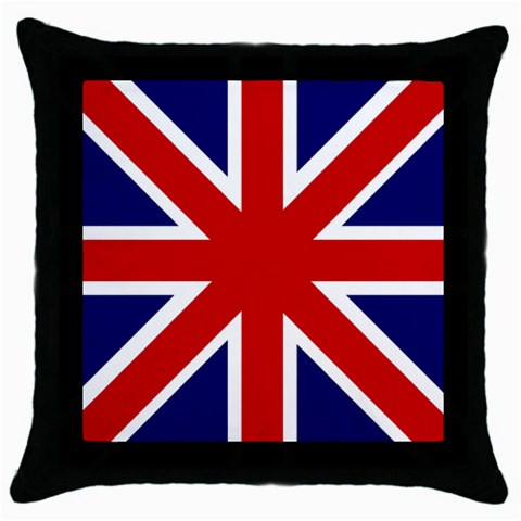 Gb By Divad Brown   Throw Pillow Case (black)   Dghqnsu3pald   Www Artscow Com Front