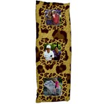 Leopard body pillow - Body Pillow Case Dakimakura (Two Sides)