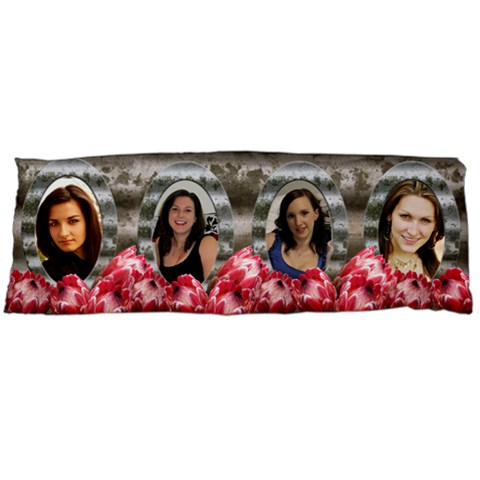 Country Family Body Pillow By Deborah   Body Pillow Case (dakimakura)   Uekkmrodwrpi   Www Artscow Com Body Pillow Case