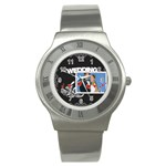 wedding - Stainless Steel Watch