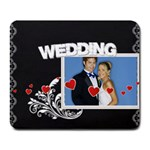 wedding - Collage Mousepad