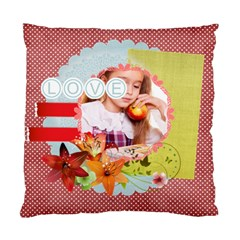 Love By Joely   Standard Cushion Case (two Sides)   3qvyy4slfi64   Www Artscow Com Front