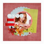 love - Medium Glasses Cloth
