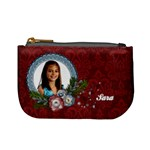 Holiday/Santa mini coin purse