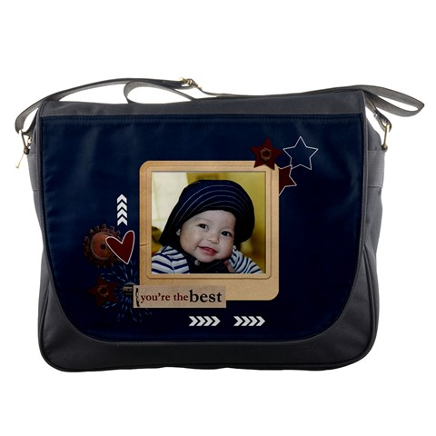 Messenger Bag   You By Jennyl   Messenger Bag   Auvafof6xcli   Www Artscow Com Front