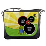 Lil  Froggie Messenger Bag 1