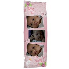 Body Pillow Case (2 sides) Front
