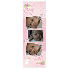 Body Pillow Case (2 Sides)  Baby Girl2 By Jennyl   Body Pillow Case Dakimakura (two Sides)   J9n2byi5osul   Www Artscow Com Front