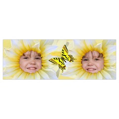 Daisy Frame Body Pillow 2 Sides By Kim Blair   Body Pillow Case Dakimakura (two Sides)   35p1ennslxyl   Www Artscow Com Front