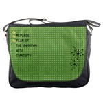 Quote Bag 1 - Messenger Bag