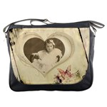 Weathered Heart Messenger bag