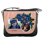 Messenger Bag - Flower Power