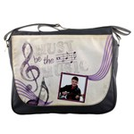Must be the Music Messenger Bag