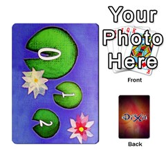 Dixit 1 By Pixatintes   Playing Cards 54 Designs   Bs4r3r8fn021   Www Artscow Com Front - Spade2