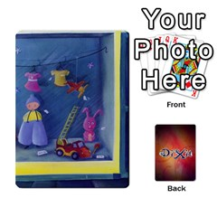 Dixit 1 By Pixatintes   Playing Cards 54 Designs   Bs4r3r8fn021   Www Artscow Com Front - Heart5