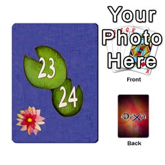 Dixit 1 By Pixatintes   Playing Cards 54 Designs   Bs4r3r8fn021   Www Artscow Com Front - Spade9