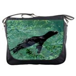Messenger Bag - Swimming Sea Lion