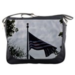 Messenger Bag - American Flag
