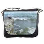 Messenger Bag - Beach Waves