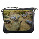 Messenger Bag - Wild Animals