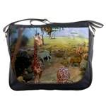 Messenger Bags - Wild Giraffes