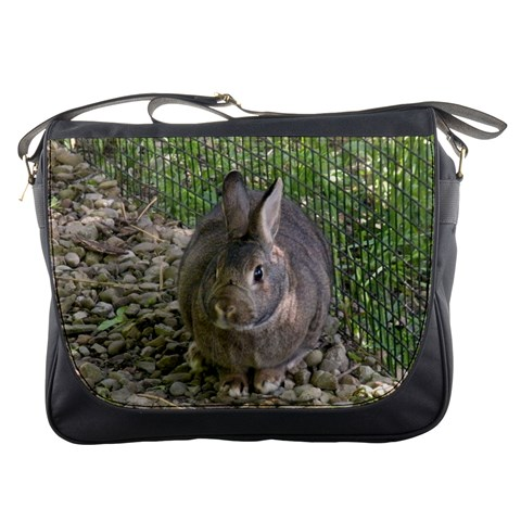 Messenger Bag   Rabbit By Jenessa   Messenger Bag   Gg138pybsevw   Www Artscow Com Front