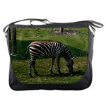 Messenger Bag - Zebra