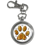 Tiger Paw Key Chain Watch