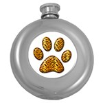 Tiger Paw Hip Flask (5 oz)