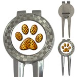 Tiger Paw 3-in-1 Golf Divot